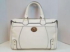 Women's Accessories Handbags Charming Charlie White Leather Purse Handbag SZ L
