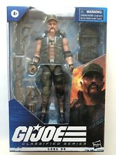 G.I. Joe Hasbro Classified Series 07 Gung Ho In Hand