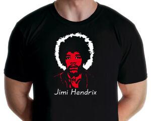 Jimi Hendrix T-shirt (Jarod Art Design)