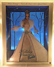 BARBIE: 2003 Holiday Visions Special Edition MINMB Winter Fantasy 1st in Series