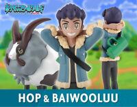 Pokemon Scale World Galar Hop & Bai Wool Figure 1/20 scale Japan PSL