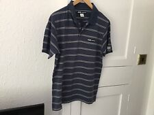 Reebok Men's Polo Shirt Taille S. 100% coton.