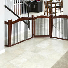 Merry Pet 2-in-1 Decorative Dog Pet Cage Crate and Gate Medium PH0101751800