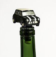 Wine Saver Bottle Stopper Handpainted Novelty Bottle Stoppers Mini Cooper Car