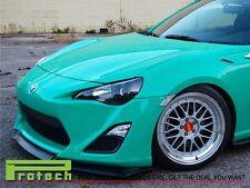 Fit For 13-16 Scion FRS FR-S GT86 2Dr HT Style Carbon Fiber Front Bumper Lip