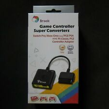 Brand New Super Converter Brook PS3 , PS4 Controller Adapter to PS2 for Console