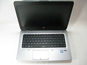 """HP 640 G2 14.0"""" Laptop 2.40 GHz i5-6300U 4GB RAM (Grade C No Webcam)"""