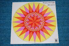 MIKE JONCAS Singing In The Light XIAN FOLK PSYCH ARCHIVIST LP