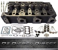 D1105 Complete Cylinder head + Full Gasket & glow plugs kit for Kubota D1105