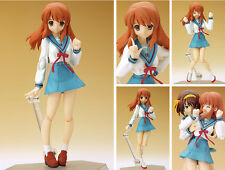 [FROM JAPAN]figma 006 Mikuru Asahina School Uniform ver. The Melancholy of H...