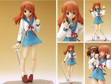 figma 006 Mikuru Asahina School Uniform ver. The Melancholy of Haruhi Suzumi...