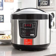 Robots de cocina grises, 600-899W