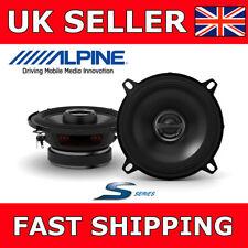 """Alpine S-S50 Coaxial 2-Way 5.25"""" 13 Cm S-Series Van Voiture Haut-parleurs 340 W Puissance Totale"""