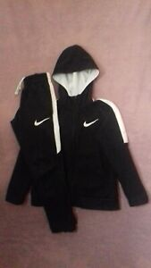Boys Nike Tracksuit Zip Up Hoodie/Bottoms , Age 4-5 Years