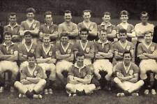CHESTERFIELD FOOTBALL TEAM PHOTO>1961-62 SEASON