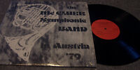 "McCluer Symphonic Band ""In Austria '79"" LP ST. LOUIS, MO"