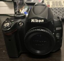 Nikon D5000 Black 12.3 MP Digital SLR Camera (Kit W/AF-S DX VR II 18-55mm Lens)