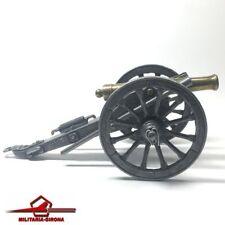 AMERICAN CIVIL WAR SOUTHERN NAPOLEONIC CANNON 1857 DENIX MODEL 18X10cm. NO BOX