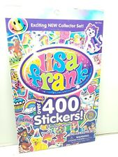 Lisa Frank 2014 Collector Set Over 400+ Stickers (5 Sticker Sheets) Unused! RARE
