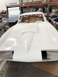 1967 Chevrolet Corvette Coupe Replica BODY ONLY