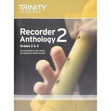 Trinity College London Recorder Anthology Book 2 (Grades 2-3)