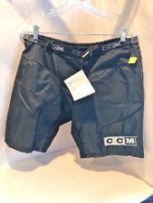 Ccm Pp52 Ice Hockey Pants Shell - Jr Med Black - New