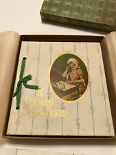 """Rare DIARY SCRAPBOOK Book Antebellum Southern Belle """"A Colonial Belle's Message"""""""