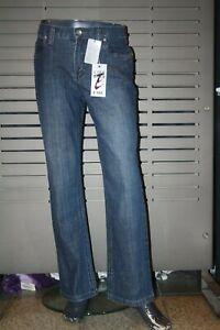 E905 Damen Jeans LAURA dark rinse neu Vintage Gr. 32x30 Einzelstück