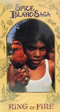 SPICE ISLAND SAGA RING OF FIRE VOL.4  MYSTIC FIRE (1988 VHS)