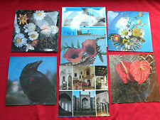 BONEY M set of 7 Polish FLEXI soundcards