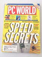 PC World Magazine Speed Secrets Pentium 4 New Chip November 2000 022717NONRH