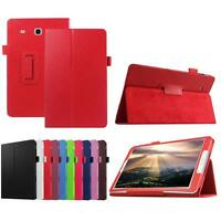 Slim Leather Soft Case Cover for Samsung Galaxy Tab E 8.0 Inch Tablet SM-T337V