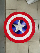 Captain America Shield Wall Sign