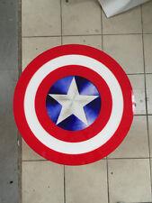 Captain America Shield Wall Sign