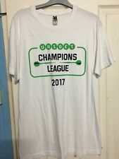 UNIBET 2017 CHAMPIONS LEAGUE DARTS T SHIRT MVG GARY ANDERSON PETER WRIGHT