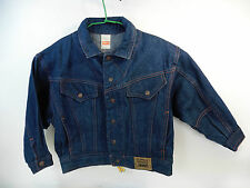 LEVI STRAUSS § CO/VINTAGE LEVIS LITTLE LEVIS/DENIM JACKET NEW SIZE 4/4 ANS