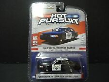 Greenlight Ford Crown Victoria California Highway Patrol 1/64 42760C