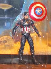 Marvel Legends 2016 CIVIL WAR CAPTAIN AMERICA FIGURE Loose 6 Inch Giant Man Wave