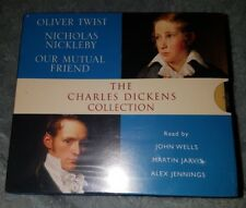 THE CHARLES DICKENS COLLECTION.AUDIO BOOK CD.NEW AND SEALED.