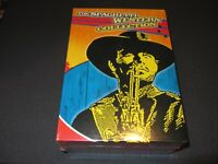 New / Sealed - OOP -Spaghetti Western Collection 4 Disc Box Set (2003) - RARE