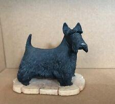 Scottish Terrier Standing Figurine, Border Fine Arts Scotland