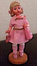 Madam Alexander Circa 2000 Pink Ballet Class figurine