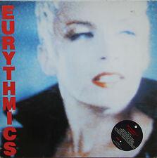 "Vinyle 33T Eurythmics ""Be yourself tonight"""