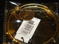 Bella Ryann Expandable Bracelet Zodiac Leo Gold Colored Charm                *