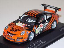 1/43 Minichamps Porsche 911 car #48 IMSA GT3 Cup Challenge 2009 Morgan Lim. 1008
