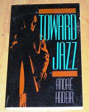 Toward Jazz, Hoder - paperback