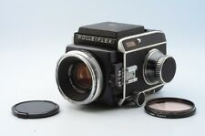 RolLEIFLEX SL66+Planar 80mm f2.8 Lens Excellent+++++!