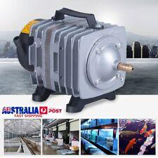 220V 38L/Min Commercial Aquarium Air Pump Fish Tank Farms Pond AU Stock Fast
