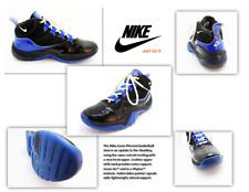 Men's Blue/Black Nike Zoom Phenom Basketball Shoes: Size 11 M