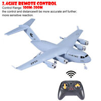 C-17 2.4GHz 2CH 3-Axis RC Airplane Transport Aircraft EPP With Gyro RTF Toy US